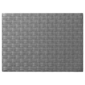 УРДЕНТЛИГ Салфетка под приборы, серый, 46x33 см - 104.471.04