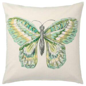 РОТФЬЕРИЛ Чехол на подушку, неокрашенный, разноцветный, 50x50 см - 904.565.47