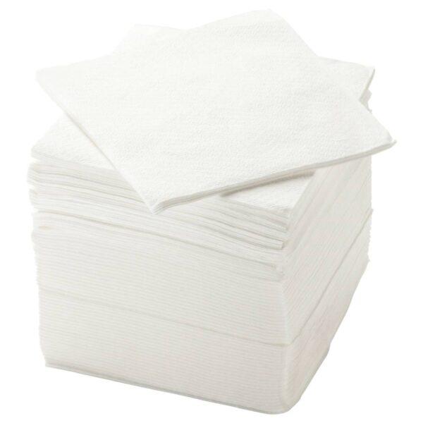 СТОРЭТАРЕ Салфетка бумажная, белый, 30x30 см - 904.591.69