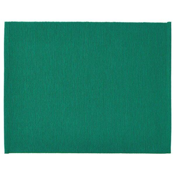 УТБЮТТ Салфетка под приборы, темно-зеленый, 35x45 см - 104.366.62