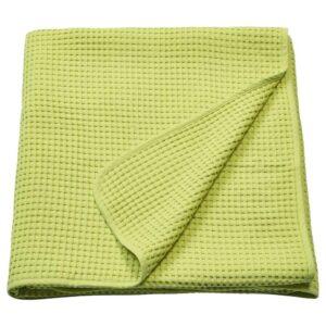 ВОРЕЛЬД Покрывало, светло-зеленый, 230x250 см - 104.498.67