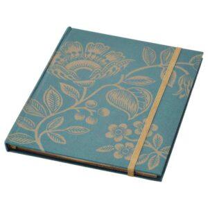 АНИЛИНАРЕ Книжка для записей, зеленый, золотой, 20x16 см - 904.650.47