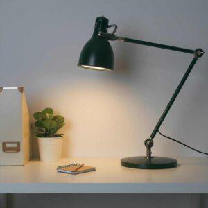 АРЁД Лампа рабочая, зеленый - 804.472.47