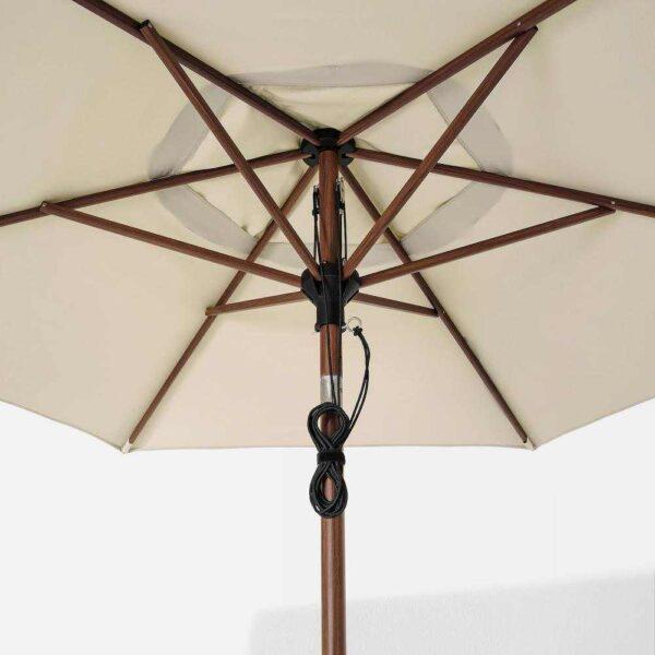 БЕТСО / ЛИНДЭЙА Зонт от солнца с опорой - 993.255.33