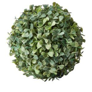 ФЕЙКА Растение искусственное, д/дома/улицы, самшит в форме шара, 18 см - 704.523.76