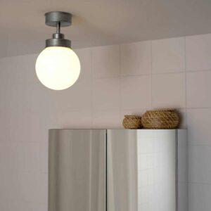 ФРИХУЛЬТ Потолочный светильник, цвет нержавеющей стали - 104.316.50