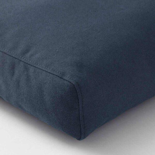 ФРЁСЁН Чехол на подушку спинки, для сада синий, 62x44 см - 103.918.28