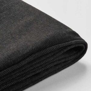 ЙЭРПОН Чехол на подушку спинки, для сада темно-серый антрацит, 62x44 см - 704.453.00