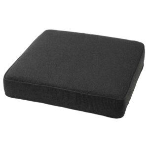 ЙЭРПОН Чехол для подушки на сиденье, для сада темно-серый антрацит, 62x62 см - 404.453.30
