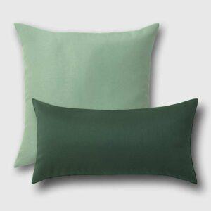 КРОНЭРТ Подушка, темно-зеленый, 30x58 см - 804.803.88