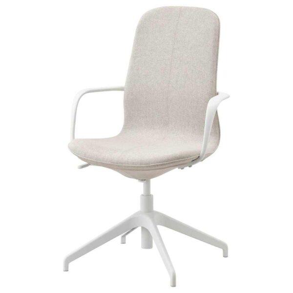 ЛОНГФЬЕЛЛЬ Рабочий стул с подлокотниками - 093.862.05