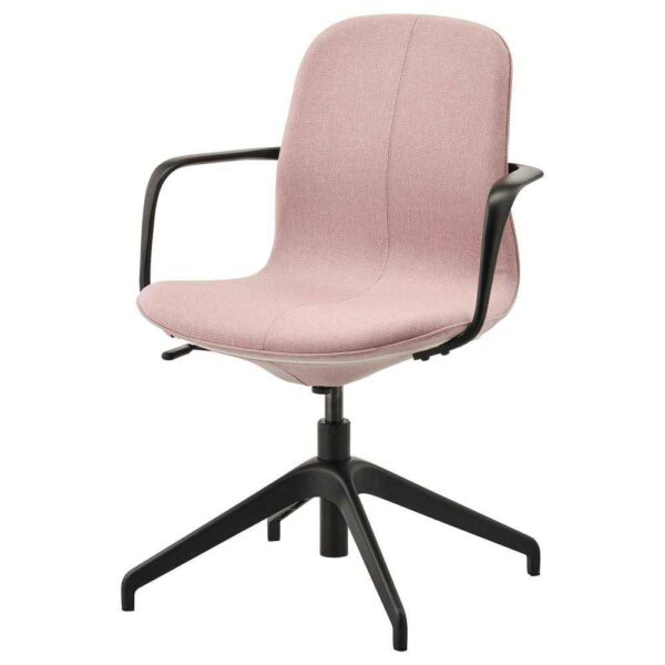 ЛОНГФЬЕЛЛЬ Рабочий стул с подлокотниками - 393.863.60