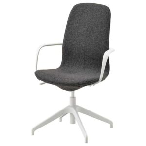 ЛОНГФЬЕЛЛЬ Рабочий стул с подлокотниками - 693.862.07