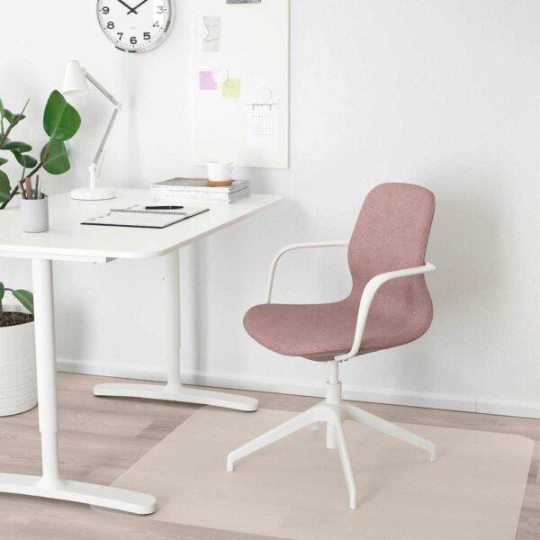 ЛОНГФЬЕЛЛЬ Рабочий стул с подлокотниками - 193.863.37