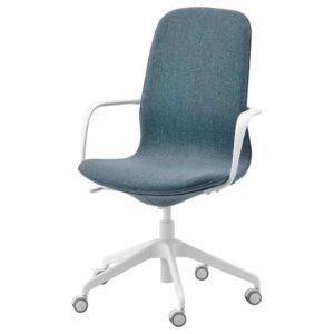ЛОНГФЬЕЛЛЬ Рабочий стул с подлокотниками - 593.862.17