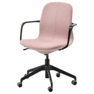 ЛОНГФЬЕЛЛЬ Рабочий стул с подлокотниками - 293.863.65