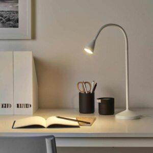 НЭВЛИНГЕ Рабочая лампа, светодиодная, белый - 804.049.26
