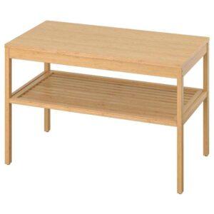 НОРДКИЗА Скамья, бамбук, 80 см - 404.476.83