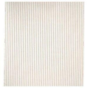 РАДГРЭС Ткань, белый/бежевый в полоску, 150 см - 604.563.65
