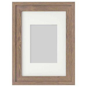 РАМСБОРГ Рама, коричневый, 21x30 см - 604.651.62