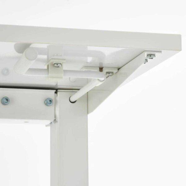 СКАРСТА Стол/трансф, белый, 120x70 см - 193.248.20