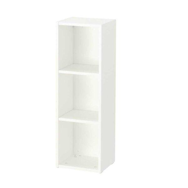 СМОГЁРА Полочный модуль, белый, 29x88 см - 304.654.94