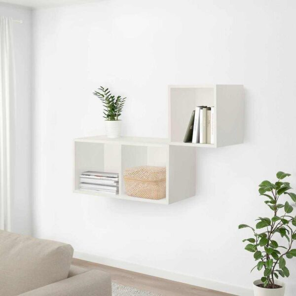 СМАРРА Коробка с крышкой, естественный, 30x30x23 см - 403.643.00
