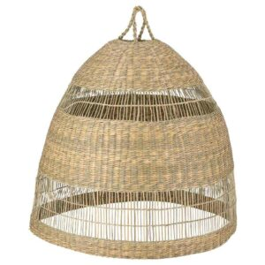 ТОРАРЕД Абажур для подвесн светильника, водоросли, 55 см - 504.695.61
