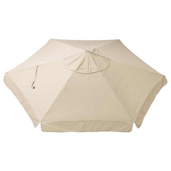 ВОРХОЛЬМЕН Купол зонта от солнца, бежевый, 300 см - 704.454.04