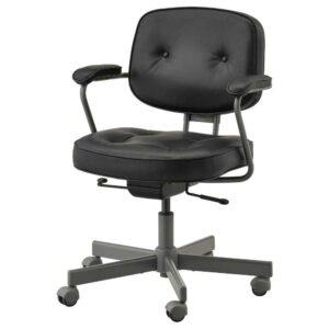 АЛЕФЬЕЛЛЬ Рабочий стул, Глосе черный - 903.674.62