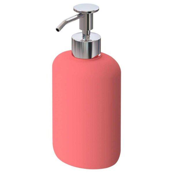 ЭКОЛЬН Дозатор для жидкого мыла, светло-красный - 804.832.21