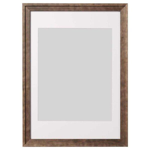 РАМСБОРГ Рама, коричневый, 50x70 см - 604.784.09