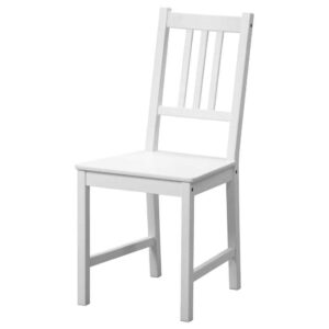 СТЕФАН Стул, белый - 104.790.91