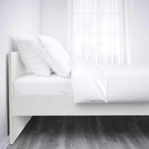 БРИМНЭС Каркас кровати, белый, Лурой, 160x200 см - 393.909.94