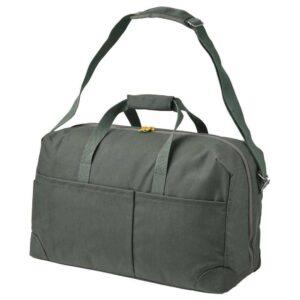 ДРЁМСЭКК Дорожная сумка, оливково-зеленый, 42 л - 404.414.45