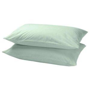 ДВАЛА Наволочка, светло-зеленый, 50x70 см - 404.597.65