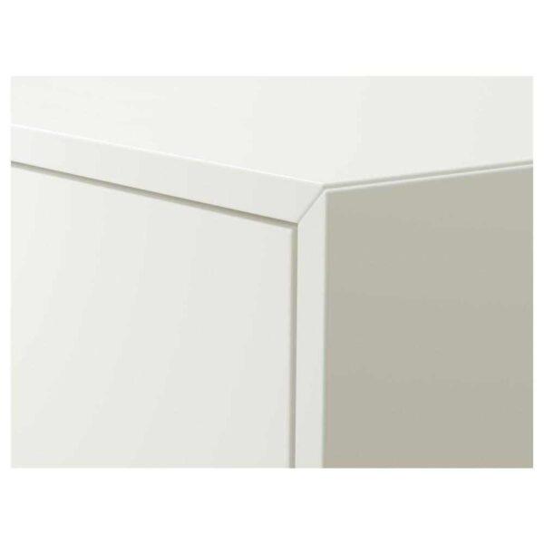 ЭКЕТ Шкаф с 2 ящиками, белый, 35x35x35 см - 904.289.17