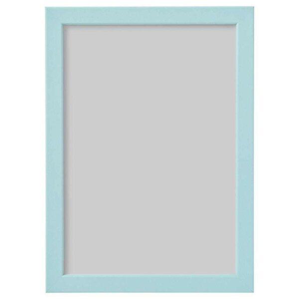 ФИСКБУ Рама, голубой, 21x30 см - 404.647.19