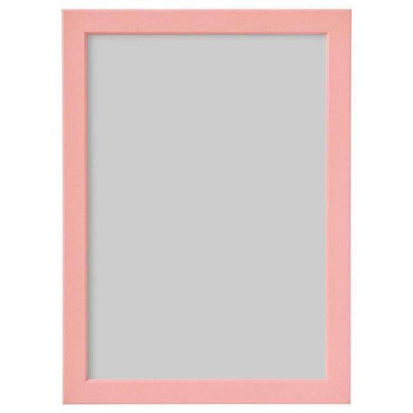 ФИСКБУ Рама, светло-розовый, 21x30 см - 804.647.22