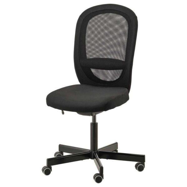 ФЛИНТАН Рабочий стул, Висле черный - 703.592.36