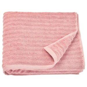 ФЛОДАРЕН Банное полотенце, светло-розовый, 70x140 см - 304.660.21