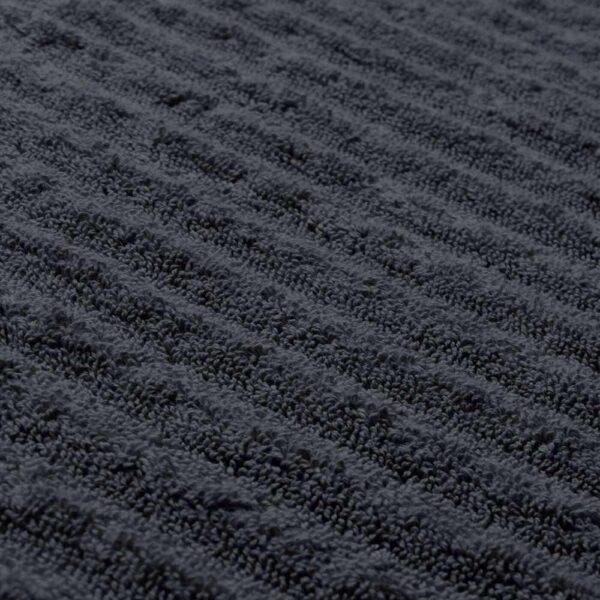 ФЛОДАРЕН Полотенце, темно-серый, 30x50 см - 204.687.04