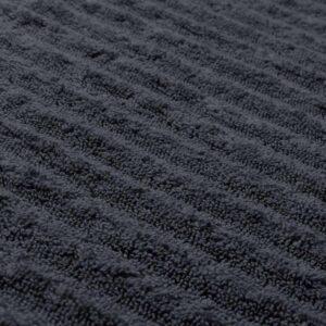 ФЛОДАРЕН Полотенце, темно-серый, 50x100 см - 104.687.09