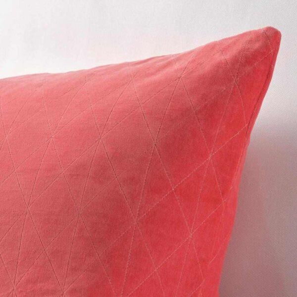 ГРАСИОС Чехол на подушку, розовый, 40x65 см - 104.625.09