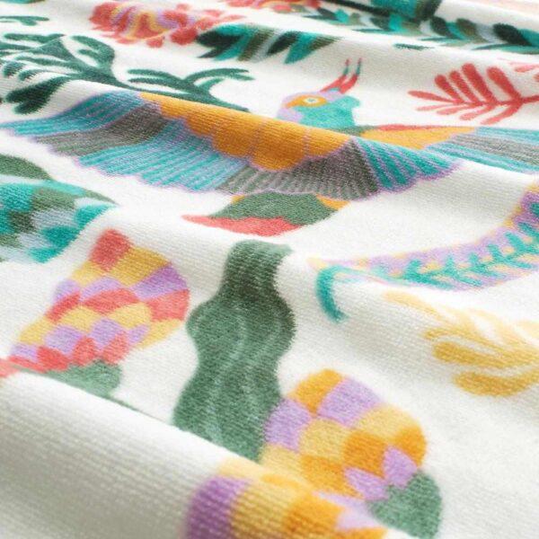 ГРЮККАН Полотенце, разноцветный, 50x100 см - 704.654.49