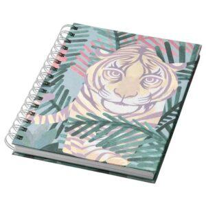 ИЛЛБАТТИНГ Блокнот, разноцветный, тигр, 21x16 см - 804.576.94