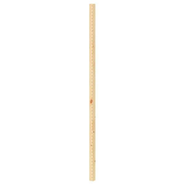 ИВАР Угловая стойка, сосна, 179 см - 403.797.21