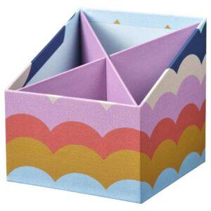 ЛАНКМОЙ Органайзер, разноцветный, 12x12 см - 504.679.77
