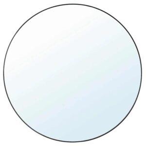 ЛИНДБЮН Зеркало, черный, 110 см - 704.432.78