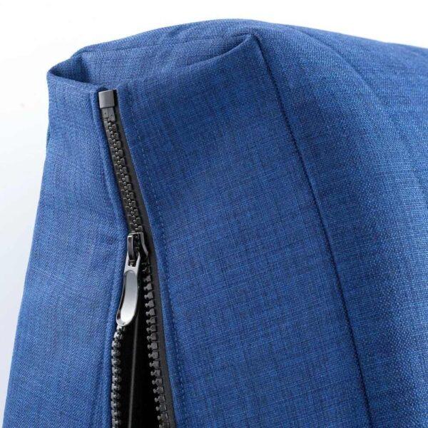 ЛИКСЕЛЕ Кресло-кровать, Шифтебу темно-синий синий - 793.878.00